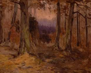 Landscape Sketch — Роберт Джулиан Ондердонк