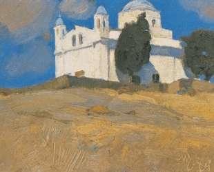 Landscape, Tinos — Николаос Литрас