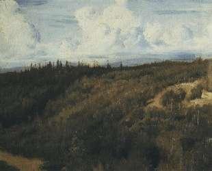 Landscape under Abramtzevo — Виктор Васнецов