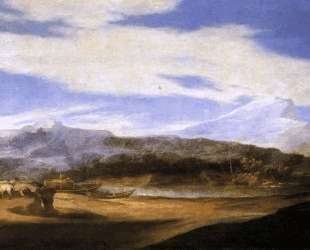 Landscape with Shepherds — Хосе де Рибера