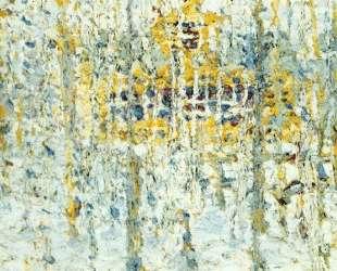 Landscape with Yellow House — Казимир Малевич