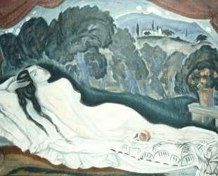 Large Nude — Константинос Партенис