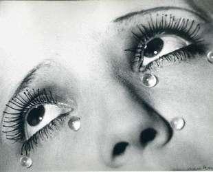 Larmes tears — Ман Рэй