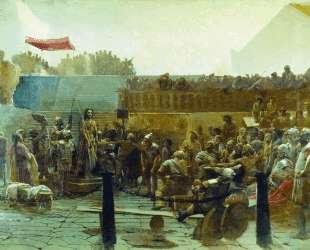 Хохот (Радуйся, царю иудейский) — Иван Крамской