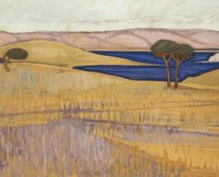 Lavrio Landscape — Константин Малеас