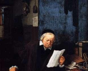 Lawyer in His Study — Адриан ван Остаде