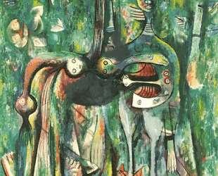 Le Sombre Malembo, Dieu du carrefour — Вифредо Лам