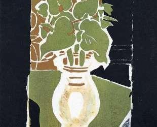 Ярко освещенные листья — Жорж Брак
