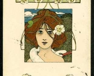 Leda and the Swan — Рафаэль Кирхнер