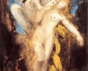 Leda — Леонардо да Винчи