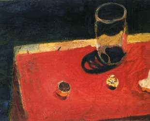 Lemons and Jar — Ричард Дибенкорн