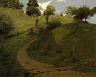 Lengthening Shadows — Джулиан Олден Вейр