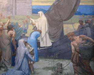 Life of St. Genevieve — Пьер Пюви де Шаванн