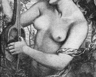 Ligeia Siren — Данте Габриэль Россетти