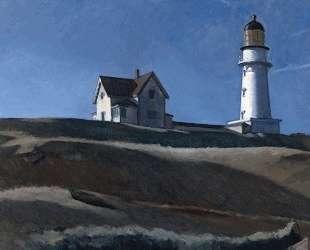 Lighthouse HIll — Эдвард Хоппер
