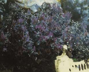 Lilacs — Михаил Врубель