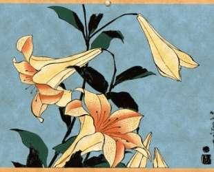 Lilly — Кацусика Хокусай