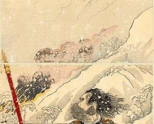 Lin Chong — Цукиока Ёситоси