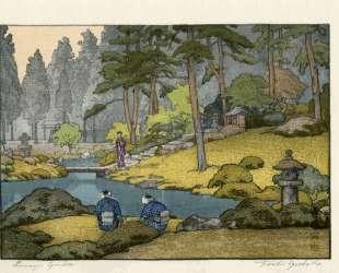 Linnoji Garden — Тоси Ёсида