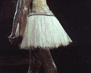 Маленькая танцовщица четырнадцати лет — Эдгар Дега