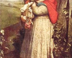 Little Red Riding Hood — Джордж Фредерик Уоттс