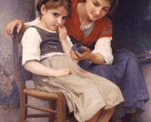 Little sulky — Вильям Адольф Бугро