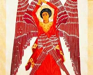 Liturgy six winged Seraph — Наталья Гончарова