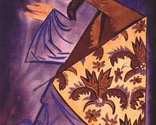 Liturgy — sketch of a costume — Наталья Гончарова