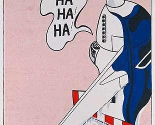 Ура боеприпасам (Ха! Ха! Ха!) — Рой Лихтенштейн