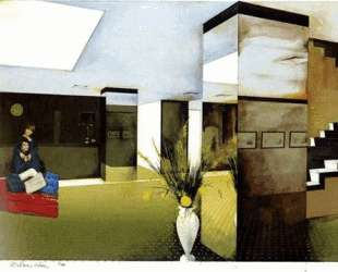 Lobby — Ричард Гамильтон