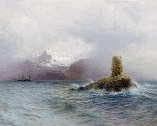 Lofoten Island — Лев Лагорио