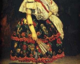 Lola de Valence — Эдуард Мане