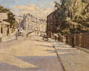 London Street, Bath — Уолтер Сикерт