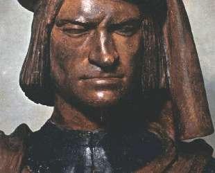 Lorenzo de Medici — Андреа Верроккьо