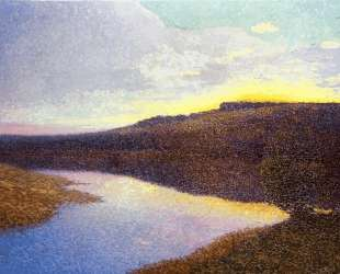 Lot Landscape — Анри Мартен