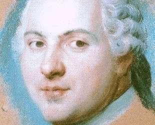 Louis, Dauphin of France — Морис Кантен де Латур