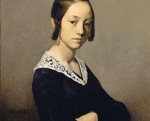Луиза-Антуанетта Феарден — Жан-Франсуа Милле