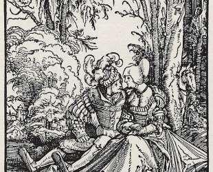 Возлюбленные — Альбрехт Альтдорфер