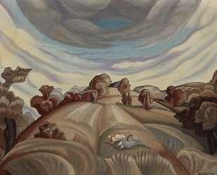 Lovers in the field — Сергей Судейкин