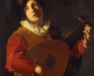 Lute Player — Николя Турнье