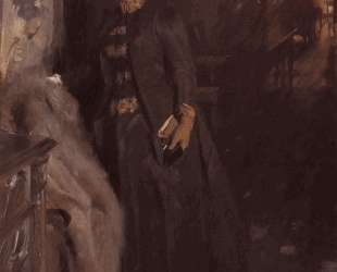 Madame Clara Rikoff — Андерс Цорн