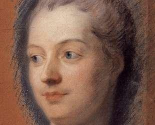 Madame de Pompadour — Морис Кантен де Латур