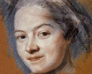 Madame Favart — Морис Кантен де Латур