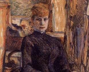 Madame Juliette Pascal — Анри де Тулуз-Лотрек
