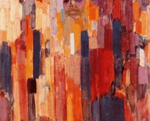 Madame Kupka between verticals — Франтишек Купка