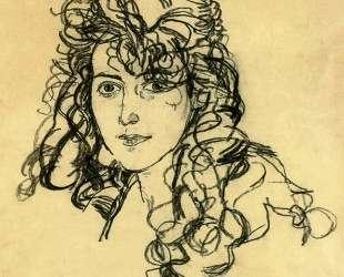 Madame Sohn — Эгон Шиле
