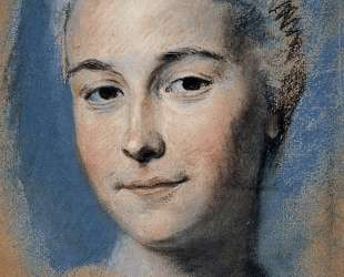 Mademoiselle Camargo — Морис Кантен де Латур