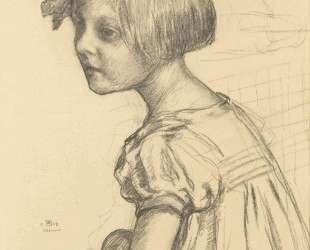 Mademoiselle Nele Van de Velde — Тео ван Рейссельберге