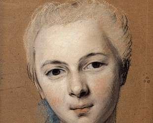 Mademoiselle Pavigne — Морис Кантен де Латур