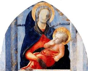 Madonna and Child — Робер Кампен